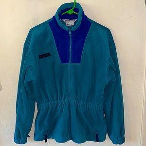 Vintage Columbia fleece jacket